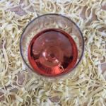 Chiaretto rose and fresh pasta