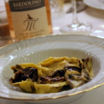 tortellini experience at Ristorante Alla Borsa
